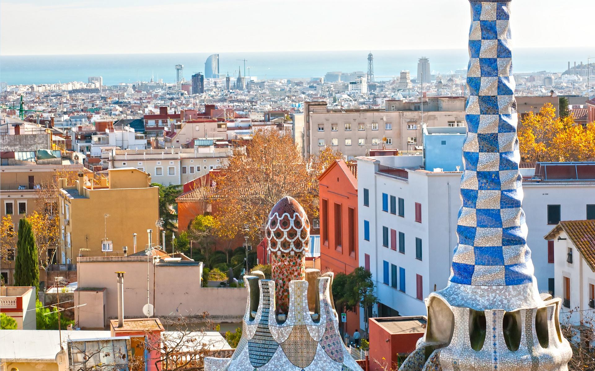 Destinasjon Barcelona