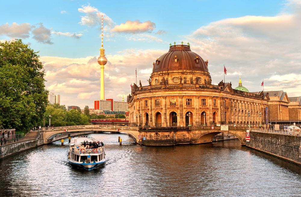 Destinasjon Berlin