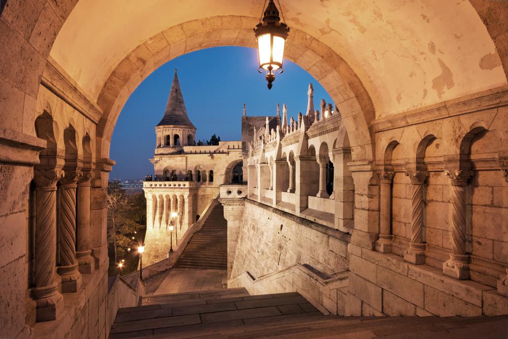 Destinasjon Budapest