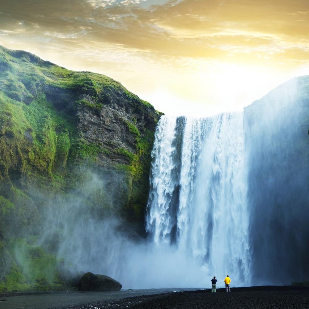 Destinasjon Reykjavik