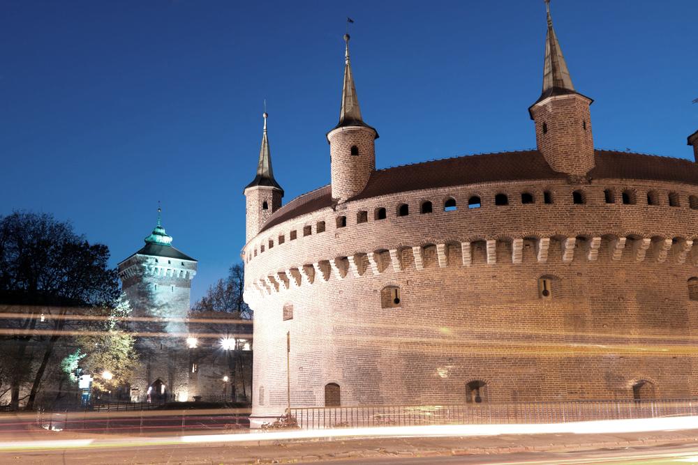 Destinasjon Krakow
