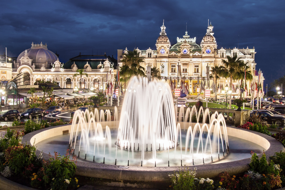 Destinajon Monaco