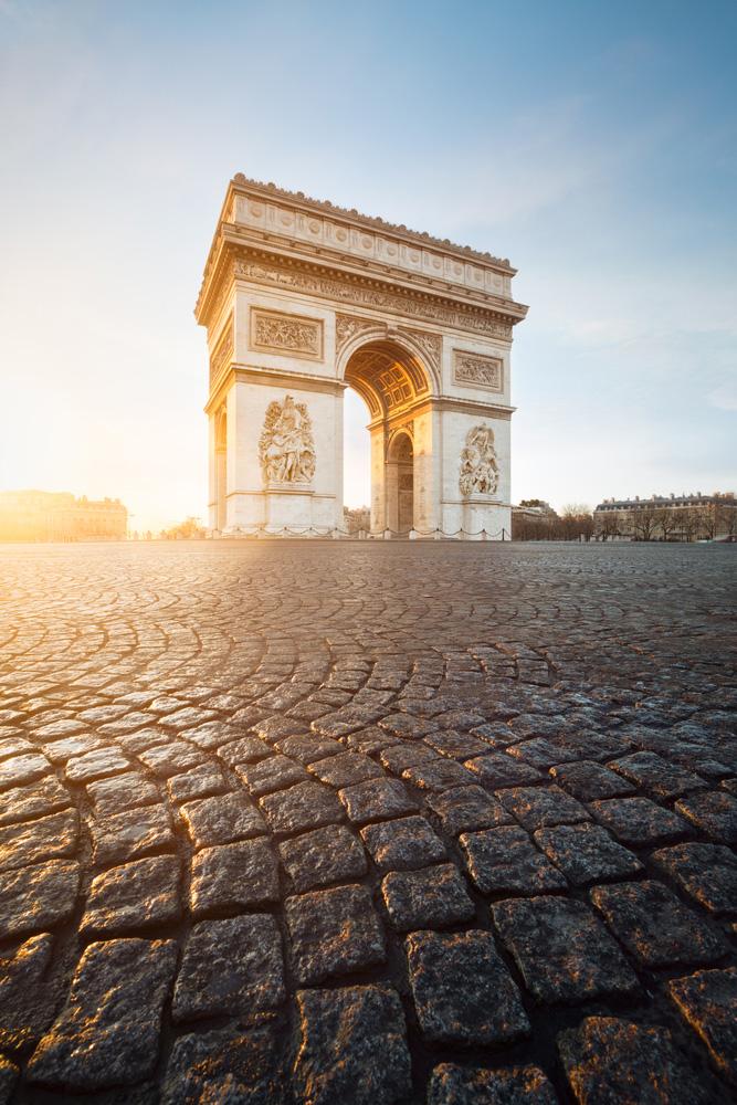 Destinasjon Paris