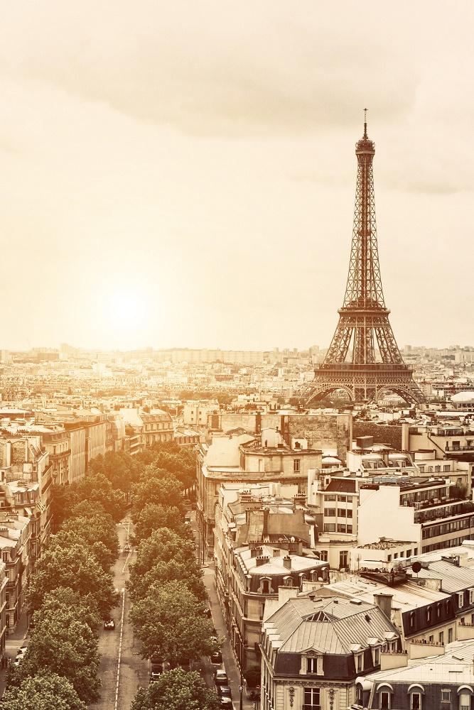 Destinasjon Paris - Eifeltårnet