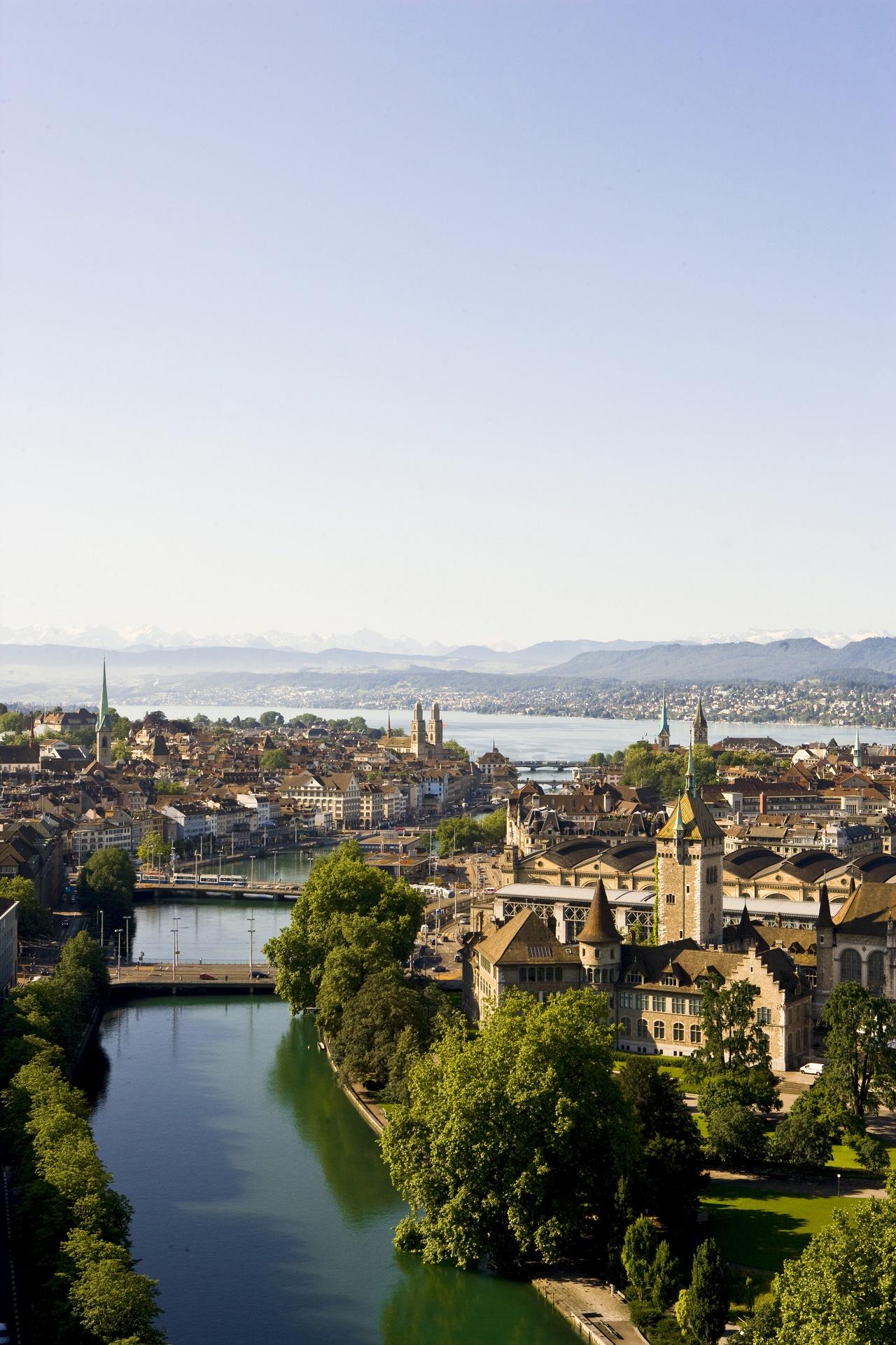 Destinasjon Zürich